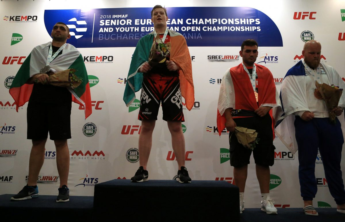 IMMAA Progresses its Bid for Sport Recognition: Team Ireland Prepares for European Championships