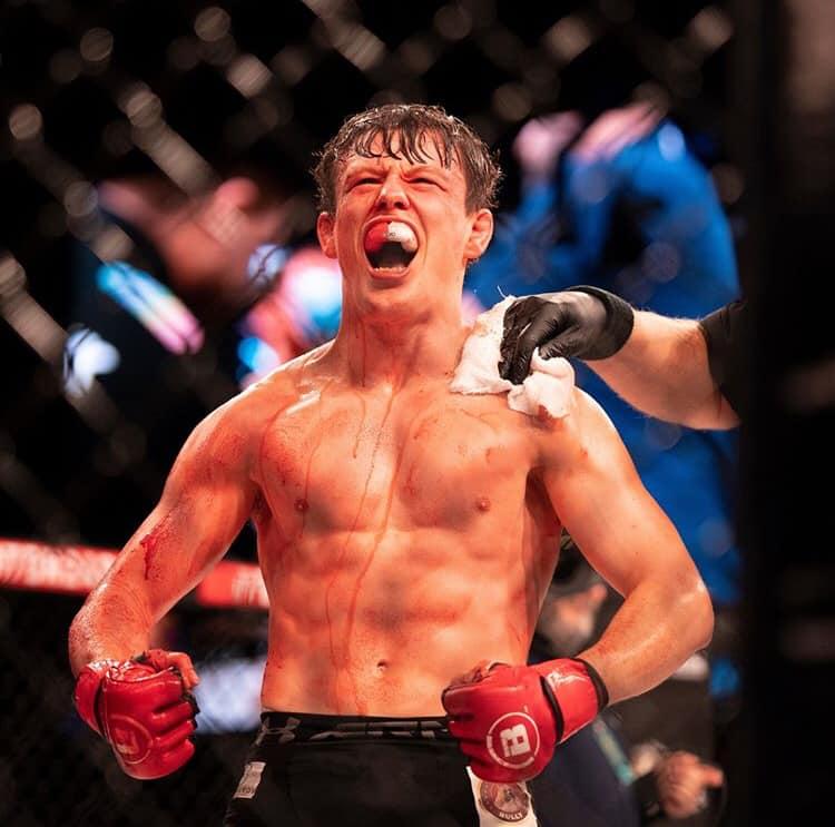 Featured Fighter:  Ciaran Clarke