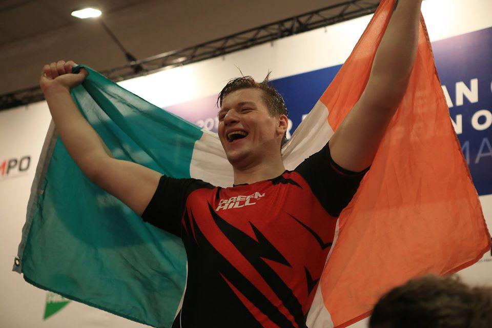 Featured Fighter: Ryan Spillane