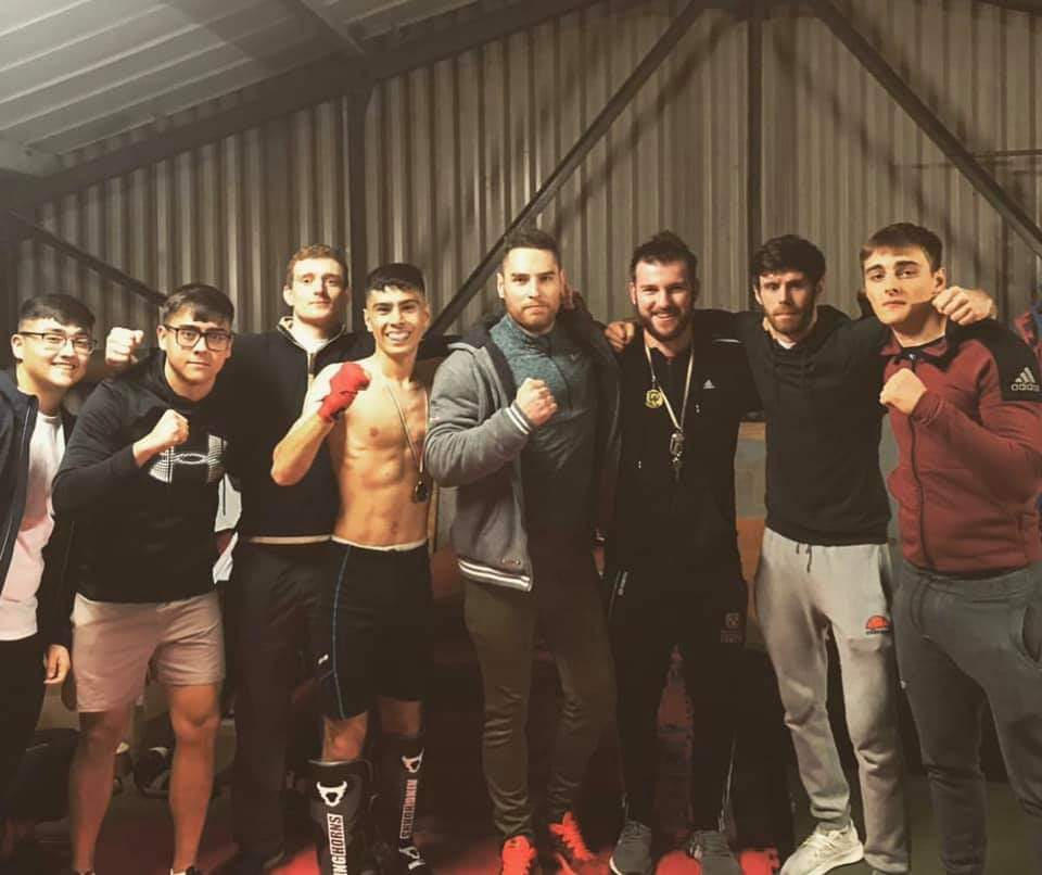 Featured Club: SharkBait MMA