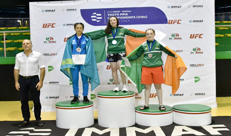 Featured Fighter: Sarah Elliott-Sheridan