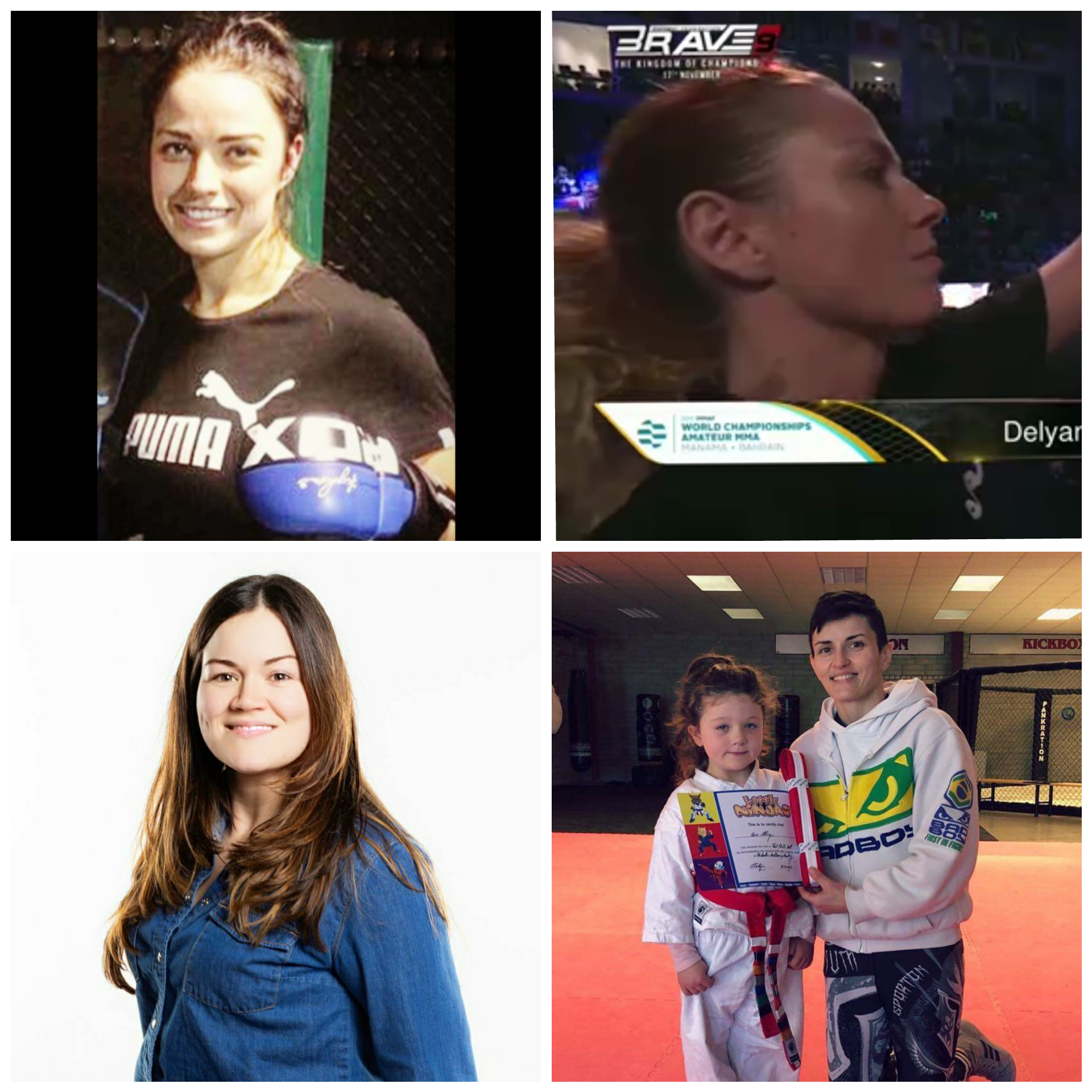 Featured Article: Irish Women's MMA Commission