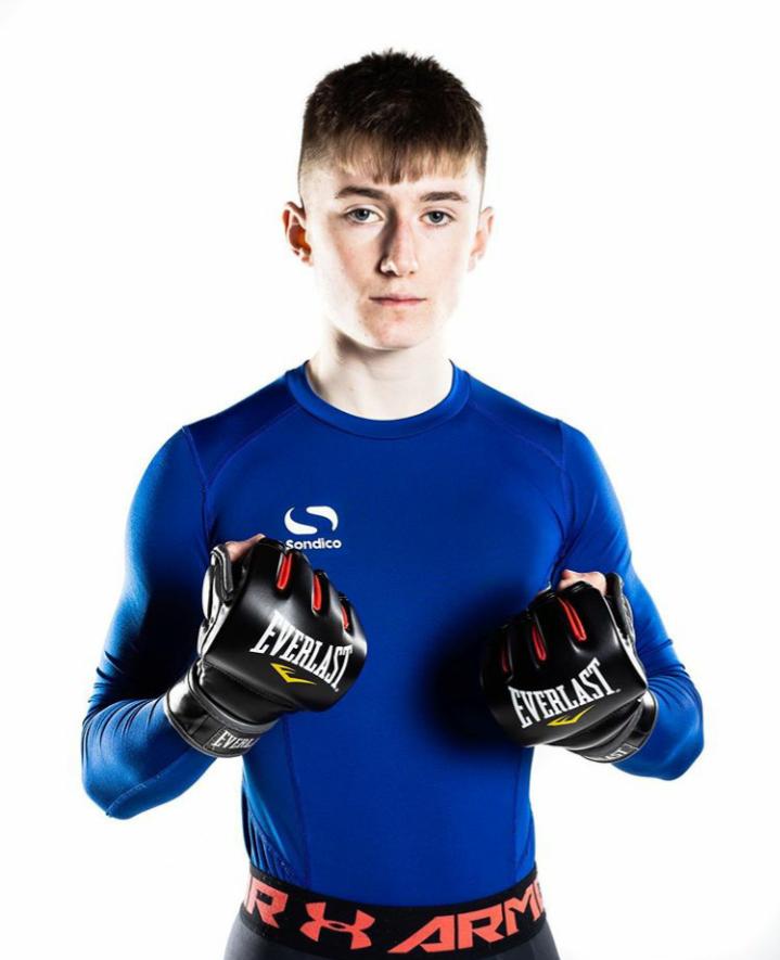 Featured Fighter: Jamie Doyle