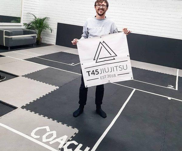 Featured Club: T45 Jiu Jitsu – Team Ryano Cork