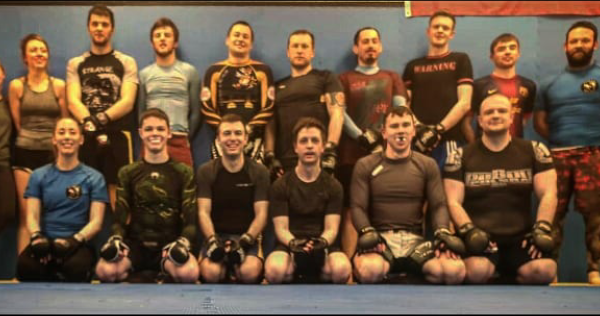 Featured Club: Conriocht MMA and Grappling team at K-Fit Fitness Dojo