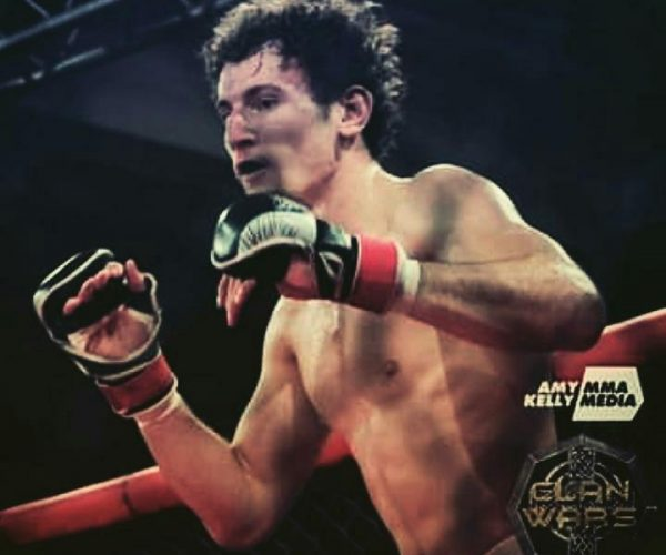 Featured Fighter: Kyle Paton
