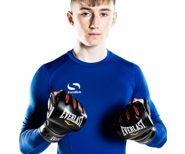Featured Fighter: Jamie Doyle