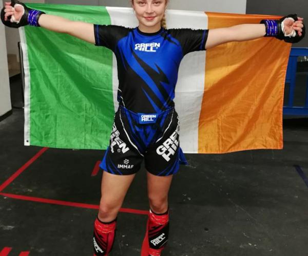 Featured Fighter: Kiya O' Sullivan