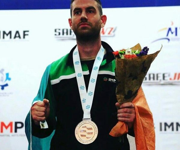 Featured Fighter: Cathal Manning