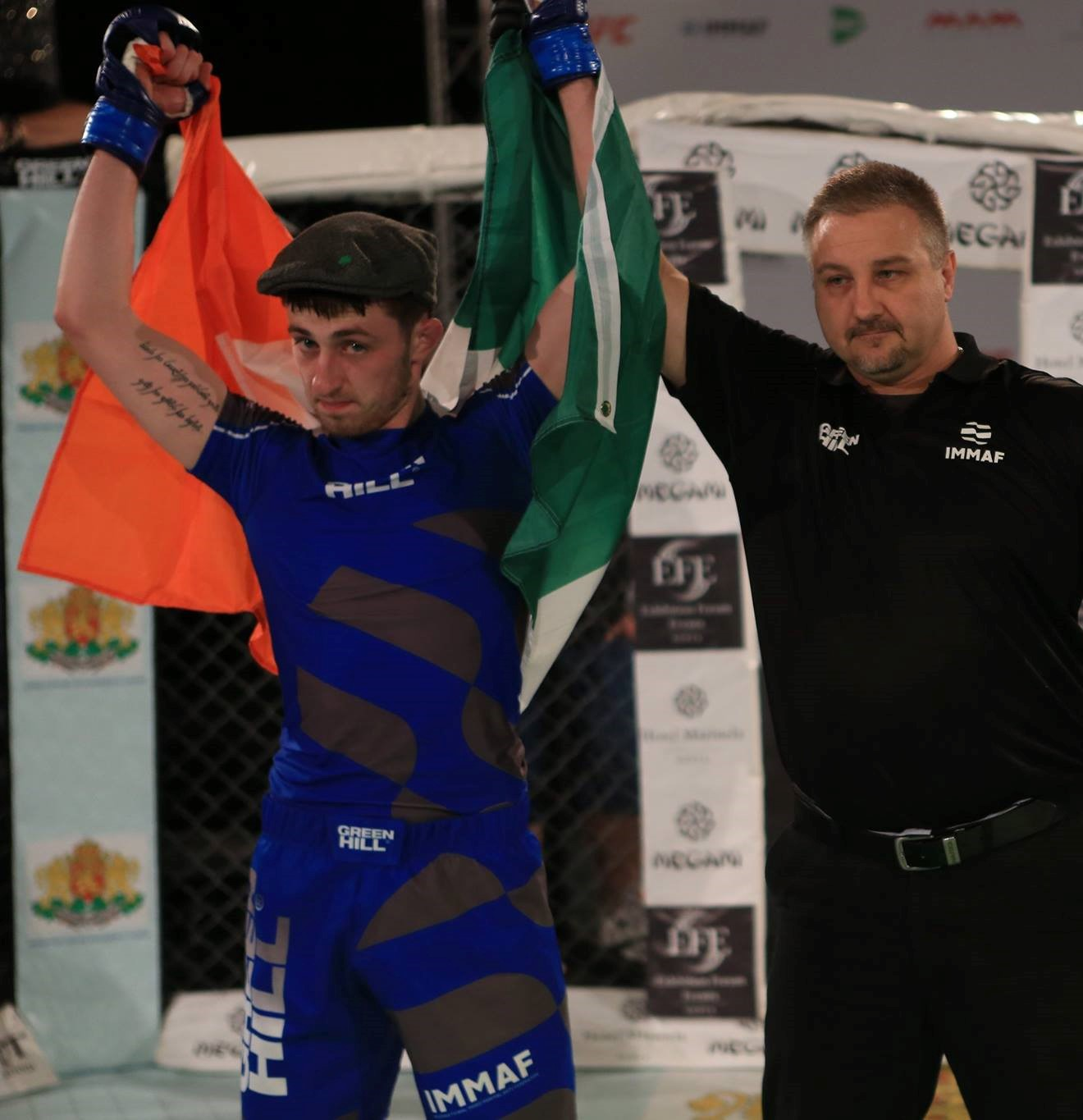 Featured Fighter: Jack Maguire