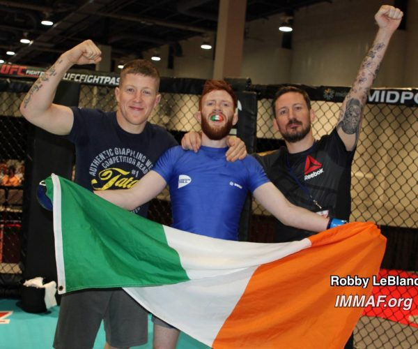 Featured Fighter: Dave Fogarty