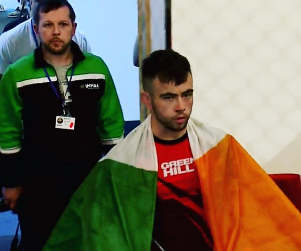 Featured Fighter: Dylan O' Donovan