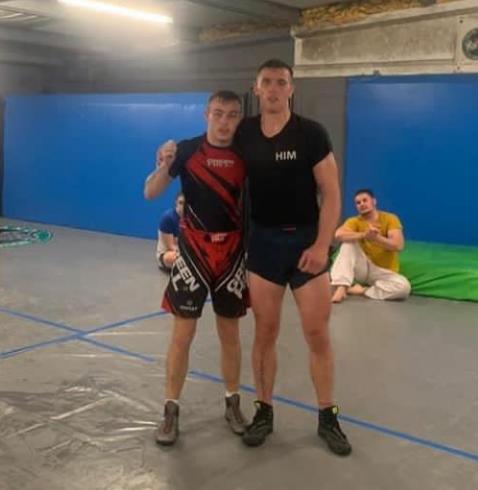 Featured Fighter: Preston McKevitt