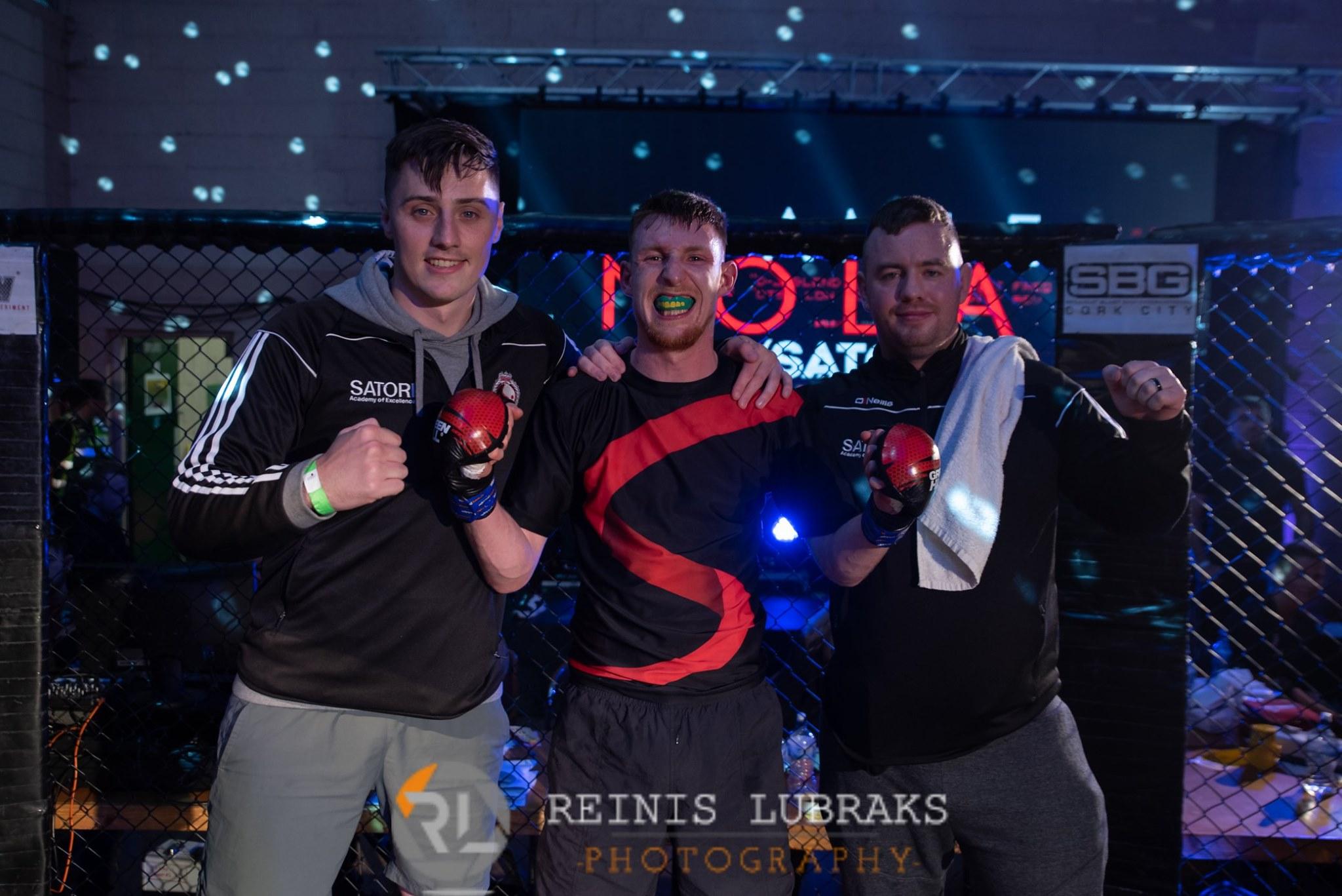 Featured Fighter: Jamie Nolan