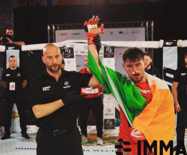Featured Fighter: Scott Harvey