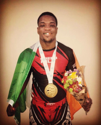 Featured Fighter: Trevor Makengo