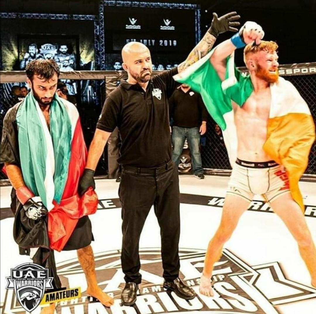 Featured Fighter: Jason Kearns