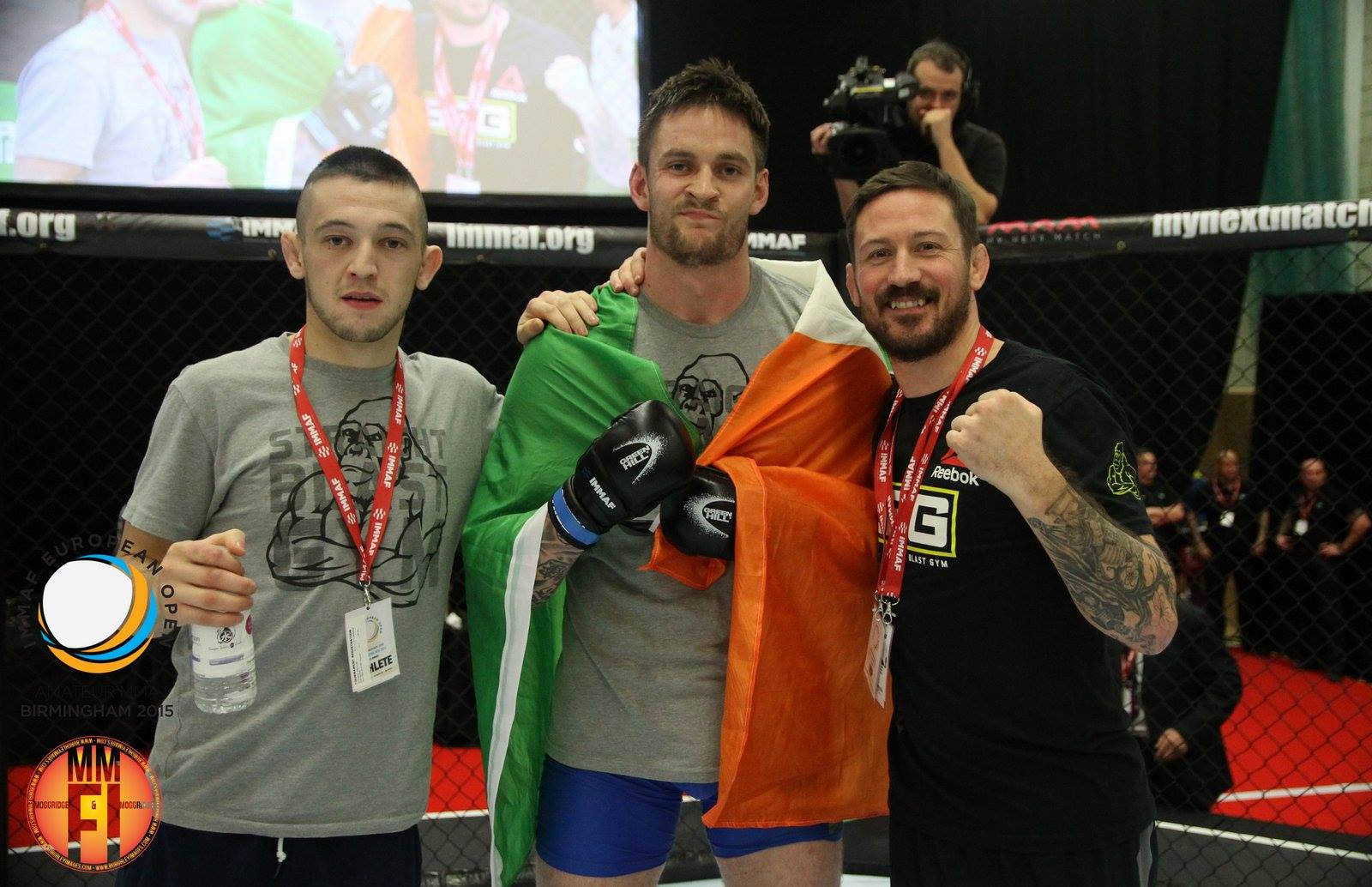 Featured Fighter: Ben Forsyth