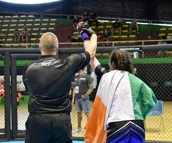 International Cadet MMA Team 2021