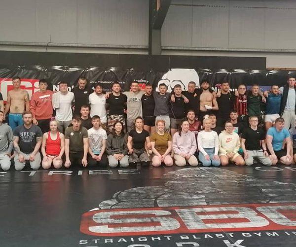 IMMAA Elite Squad Session July 24th 2021